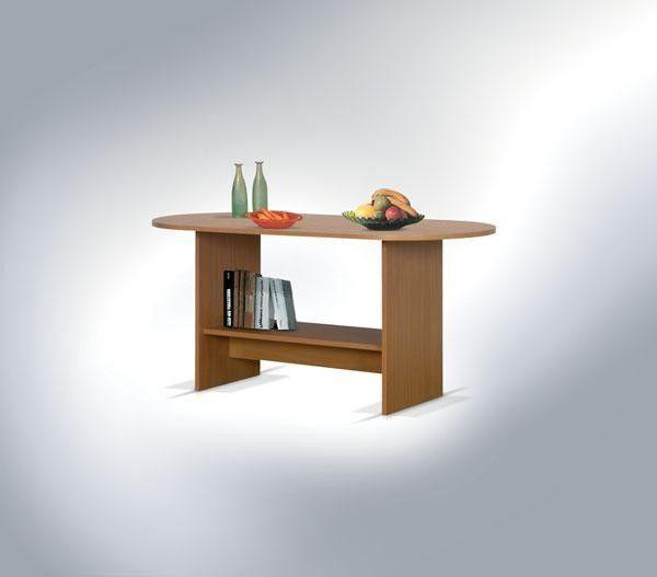 Konferenční stolek OVAL