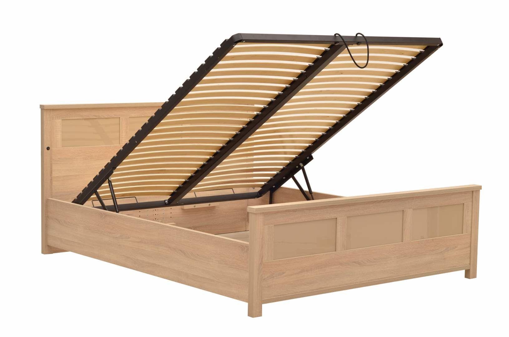 Manželská postel KREMONA