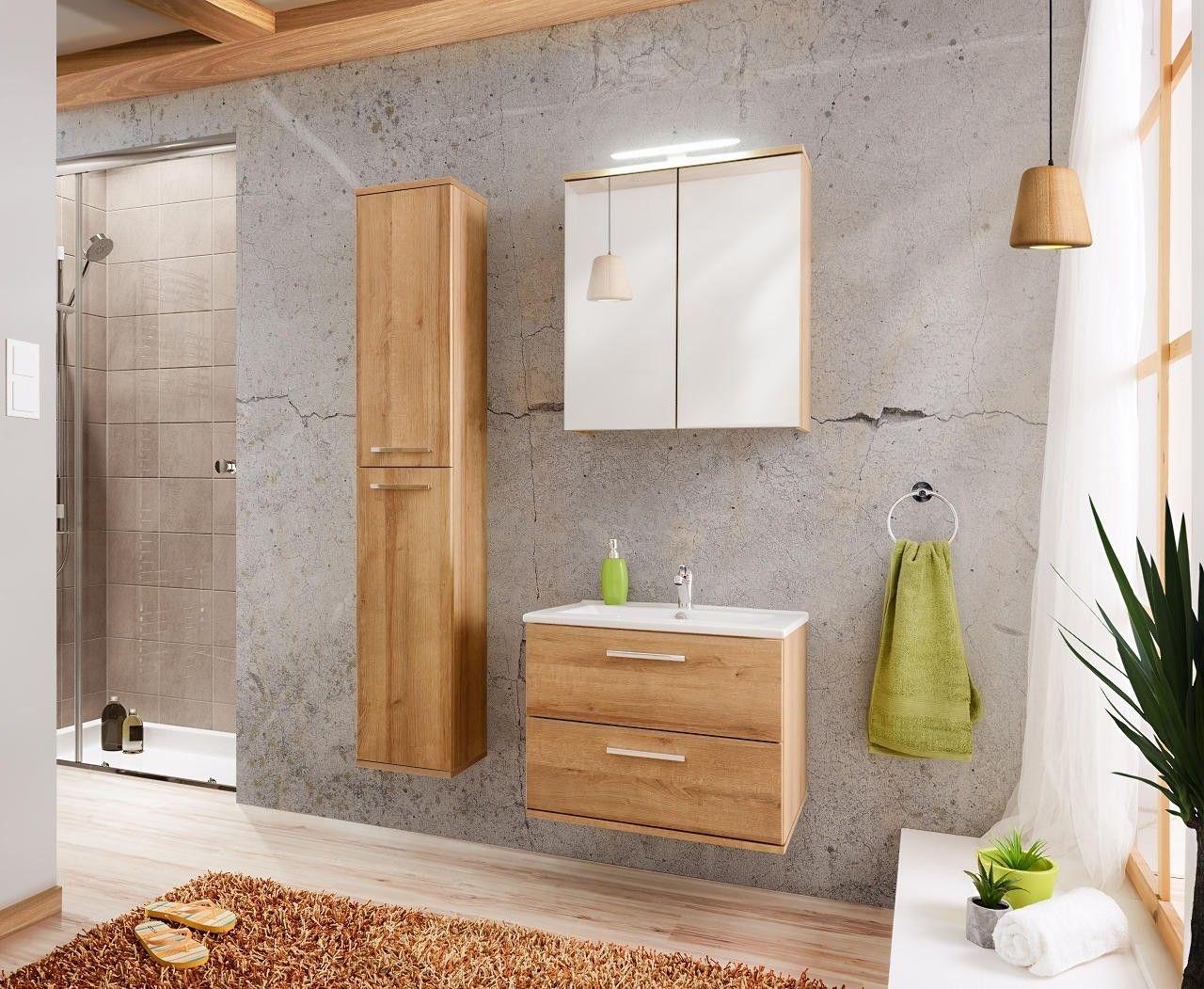 Koupelnová skříňka REMI 60 820 - pod umyvadlo 2S