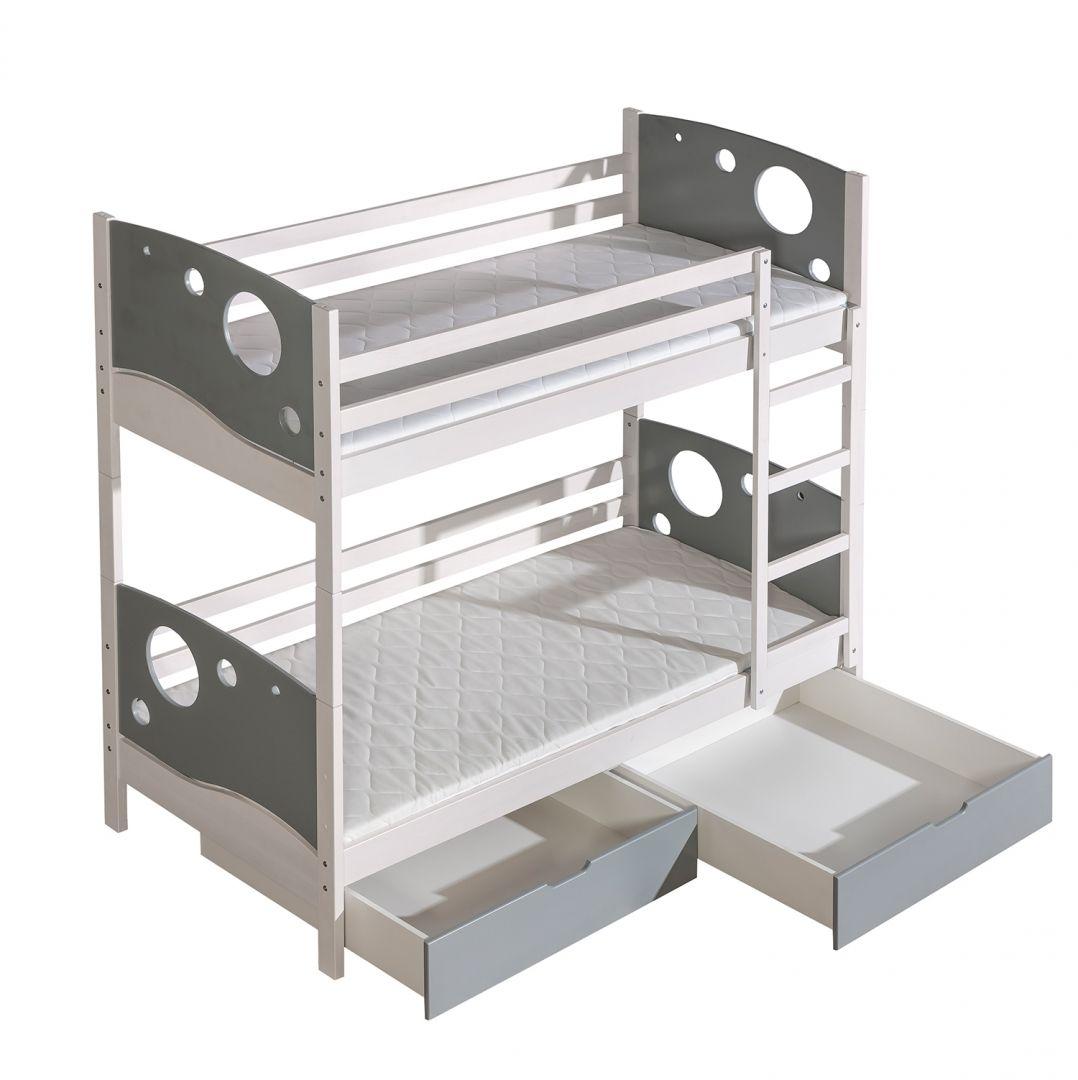 Dětská patrová postel KEWIN 2