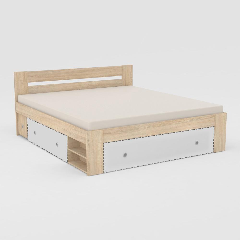 Manželská postel REA LARISA 180 - Expresní dodání