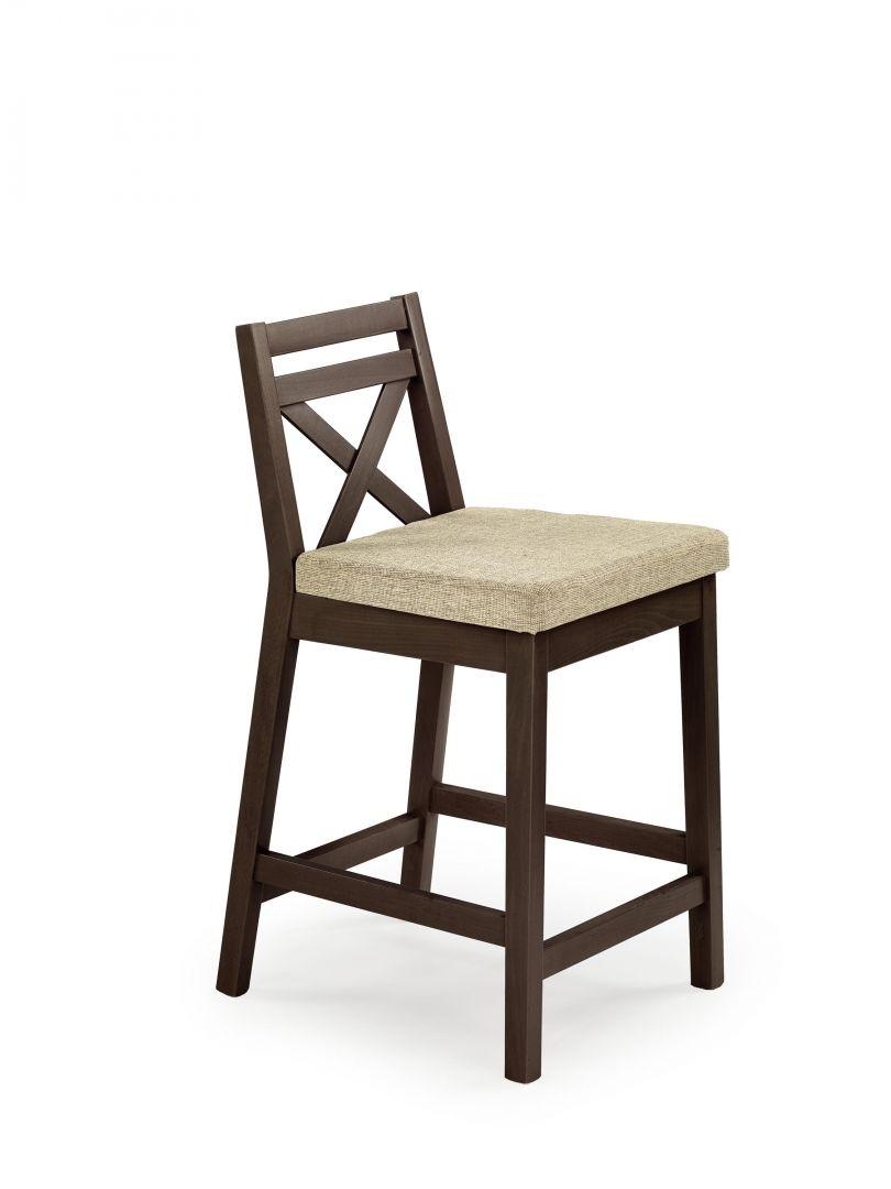 Barová židle nízká BORYS