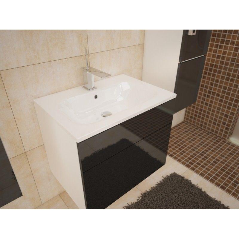 Koupelnová skříňka pod umyvadlo PORTOS
