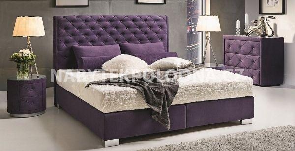 Manželská postel BOXSPRING 301