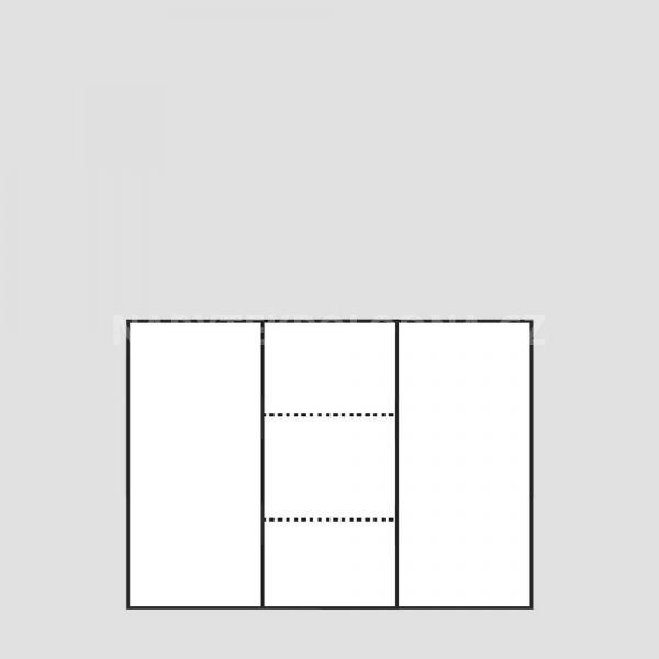 Skříňka REA LARY S6/110