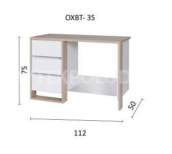 Pracovní stůl OXFORT