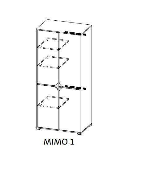 Skříň MIMO 1