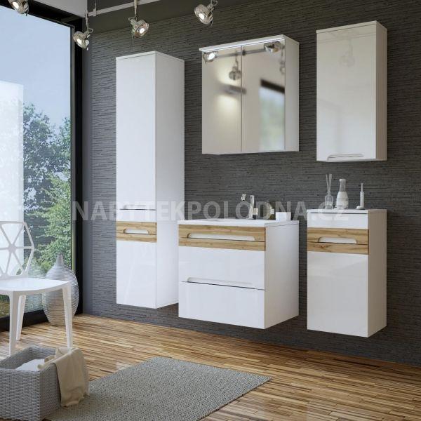 Koupelnová sestava GALAXY - závěsná malá