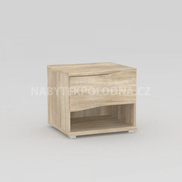 Noční stolek REA WAVE 1