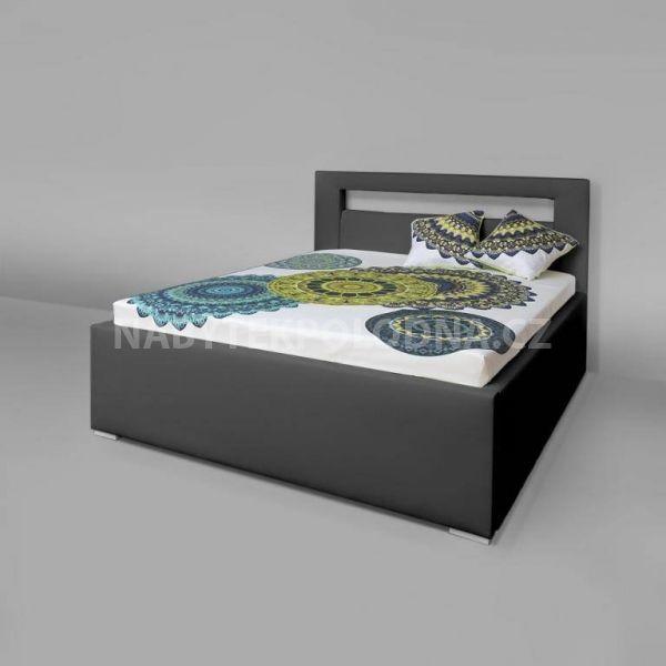 Čalouněná postel AVA LERYN 180