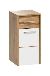 Koupelnová skříňka IBIZA WHITE 810 - nízká