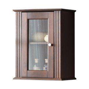 Koupelnová skříňka RETRO MASIV - závěsná