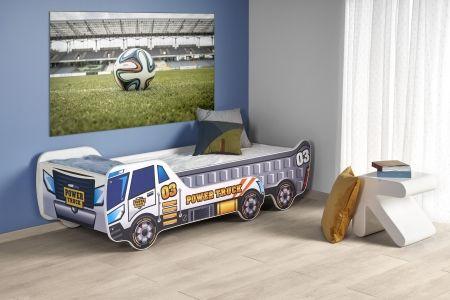 Dětská postel DIGGER