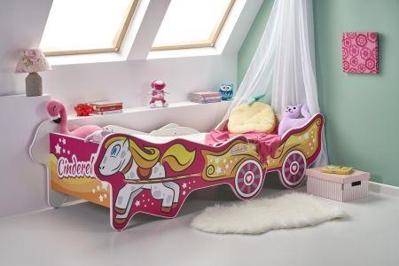 Dětská postel CINDARELLA