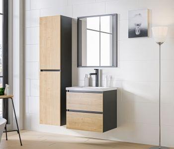 Koupelnová sestava MONACO GREY 100 II