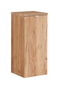 Koupelnová skříňka KAPRI 811 - nízká s košem