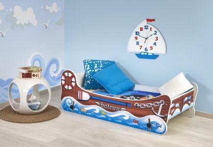 Dětská postel BOAT