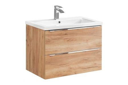 Koupelnová skříňka KAPRI 821 - pod umyvadlo 80