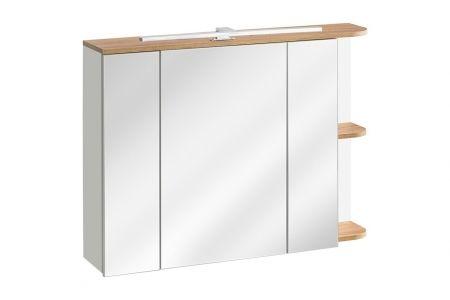 Koupelnová skříňka PLATINIUM 840 - závěsná zrcadlo 94