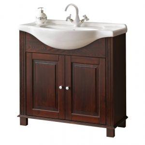Koupelnová skříňka RETRO MASIV - pod umyvadlo 65