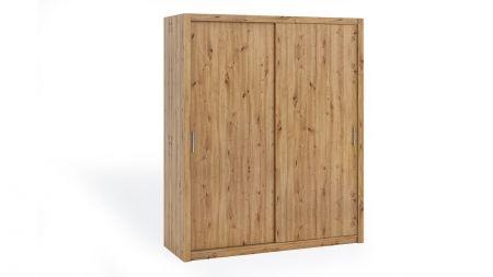 Posuvná šatní skříň BONNO 180