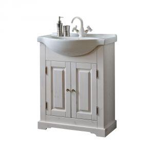 Koupelnová skříňka ROMANTIK MASIV 861 - pod umyvadlo 85