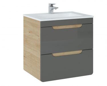 Koupelnová skříňka ARUSA AGAVE 820 - pod umyvadlo 60