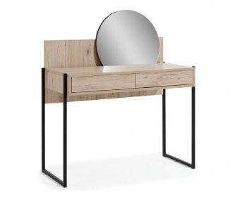 Toaletní stolek GLAS LOOFT GLTOL