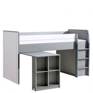 Postel patrová s výsuvným stolem GUMI 15