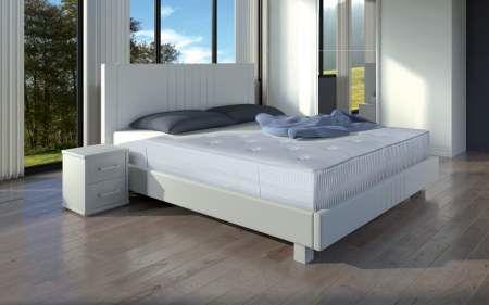 Člouněná manželská postel PAULO
