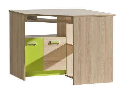 Rohový psací stůl LORENTO 11
