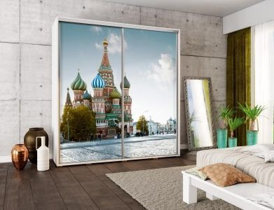 Šatní skříň PEM 205 Moskva