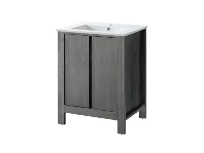 Koupelnová skříňka CLASSIC GREY 820 - pod umyvadlo 60