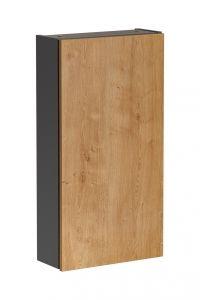 Koupelnová skříňka MONACO GREY 830 - horní závěsná