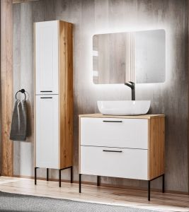Koupelnová sestava MADEIRA WHITE 115 II.