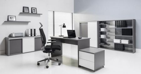 Kancelářská sestava ZOONDA
