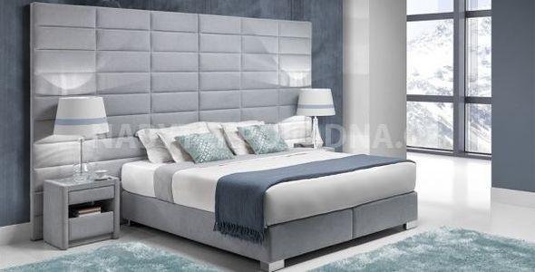 Manželská postel BOXSPRING 600