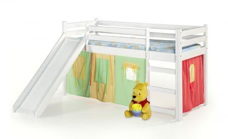 Dětská patrová postel NEO plus bílá