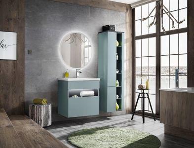 Koupelnová sestava BAHRAMA MINT 105