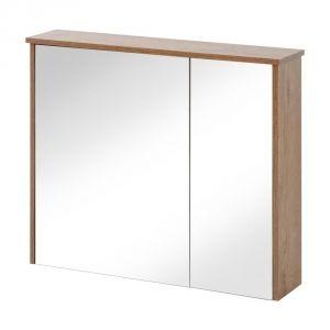 Koupelnová skříňka DECO 841 - závěsná zrcadlová 84