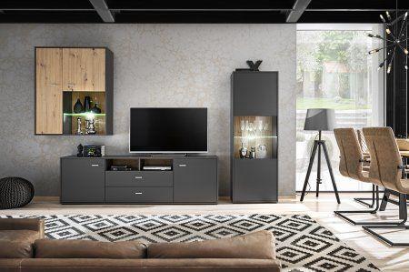 Obývací pokoj MOON GRAFIT