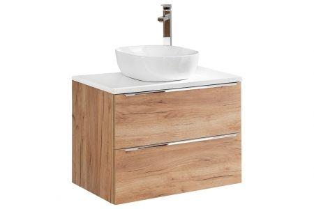 Koupelnová skříňka KAPRI 820 II - pod umyvadlo 60 s deskou