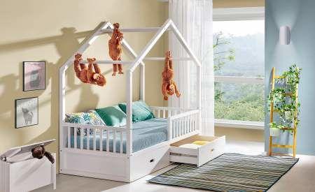 Dětská postel WIKTOR