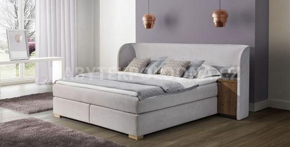 Manželská postel BOXSPRING 506