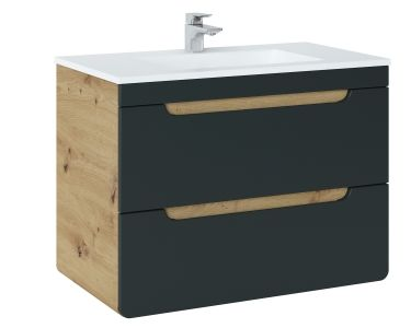 Koupelnová skříňka ARUSA COSMOS 821 - pod umyvadlo 80