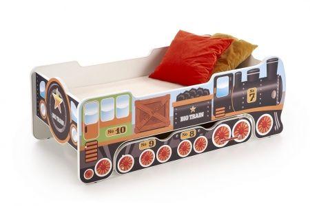 Dětská postel LOKOMO