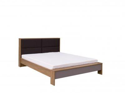 Manželská postel LETIKA SOFT