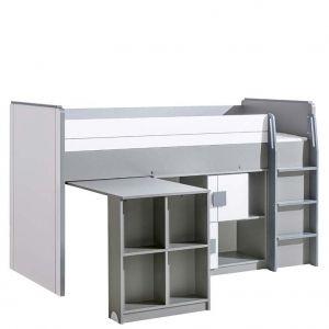 Postel patrová s výsuvným stolem GUMI19
