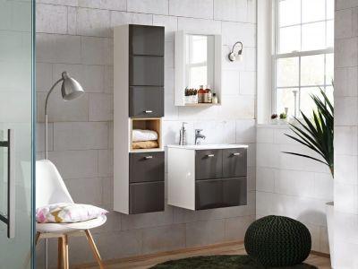 Koupelnová sestava FINCA GRAY 80