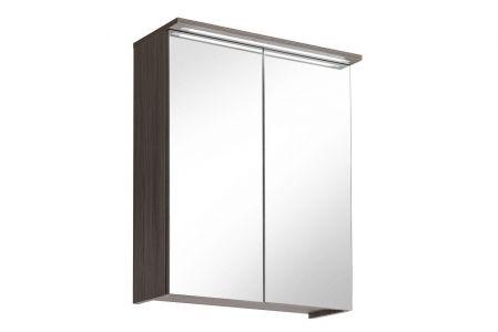 Koupelnová skříňka COSMO II 840 -  závěsná zrcadlo 60